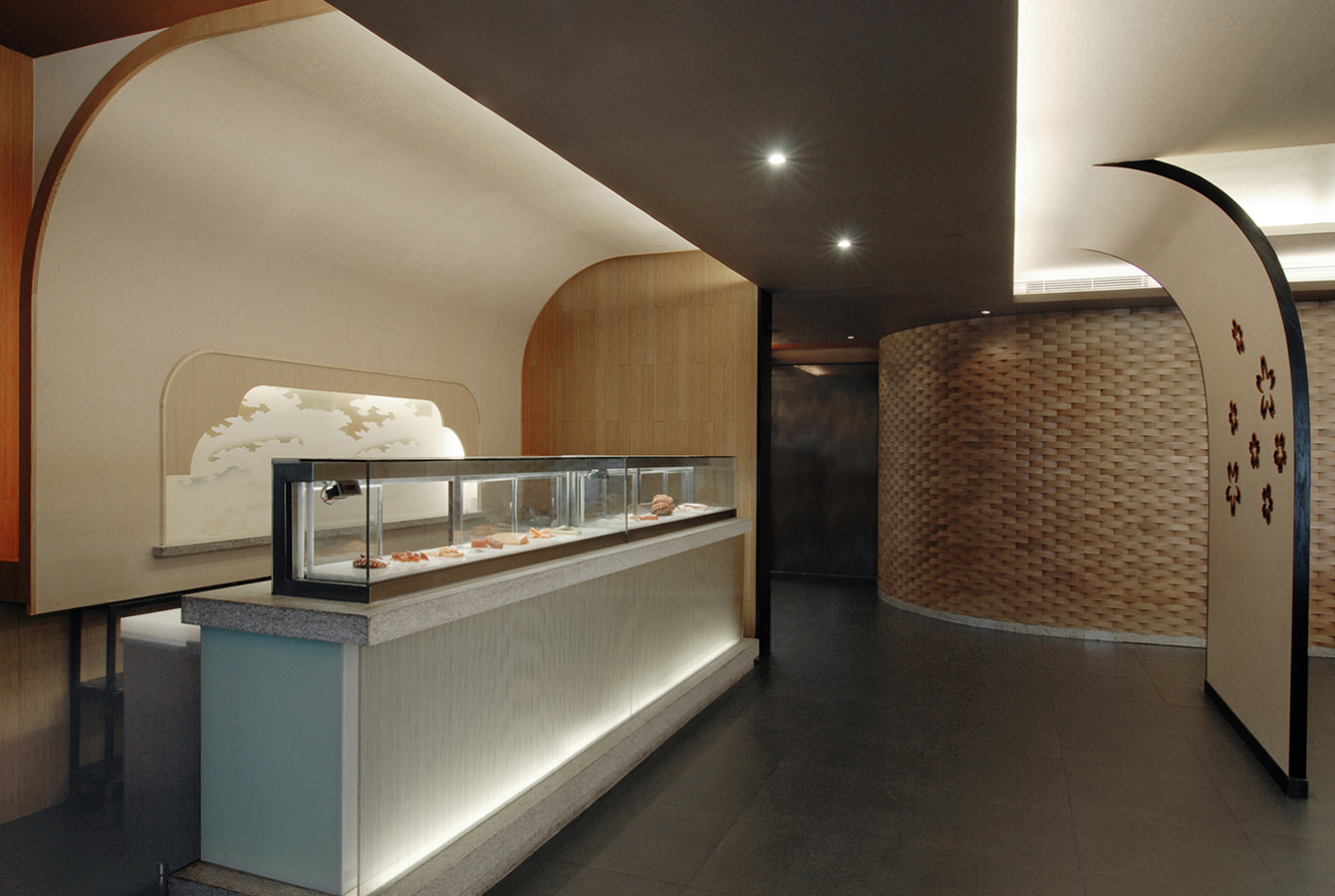 The Design Reflects Theme As Implied By Its Name Shiki Meaning Four Seasons In Japanese To Celebrate Time Honored Culinary